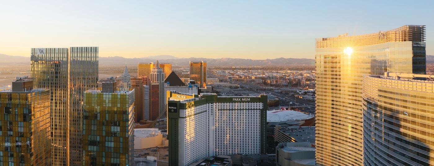 MGM Resorts in Las Vegas