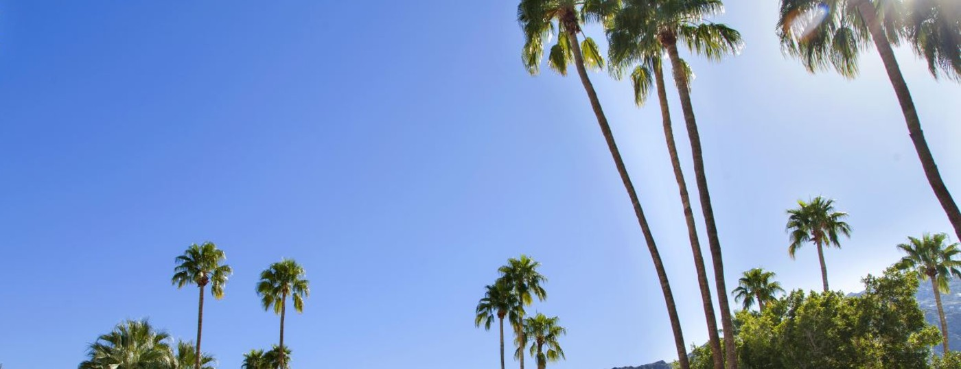Palm Springs vacations