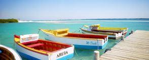 Bonus miles to Aruba