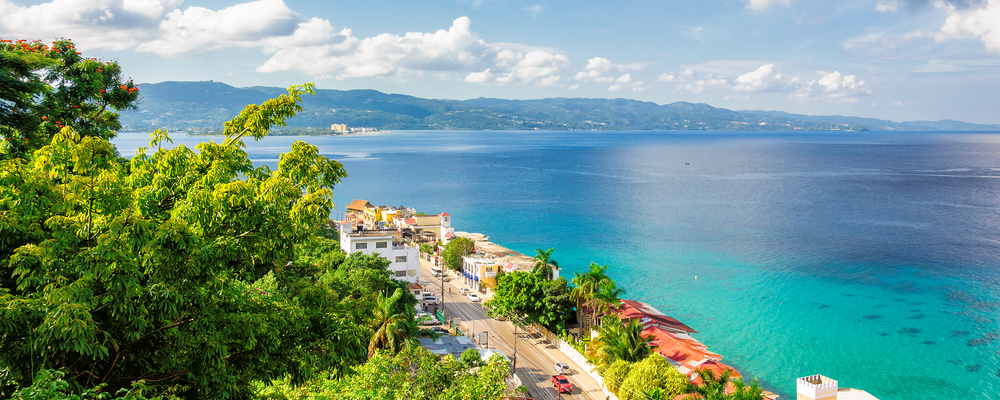 Beautiful Montego Bay Jamaica