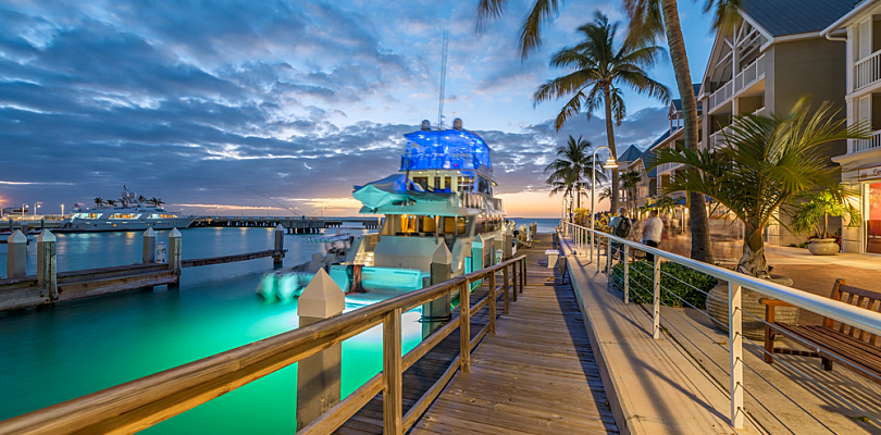 things to do in key west date night