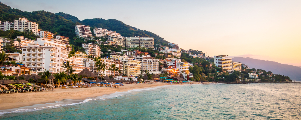 Luxurious vacation in Puerto Vallarta, Mexico
