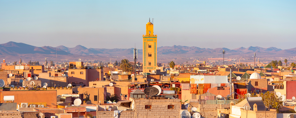 Visit Morocco year-round
