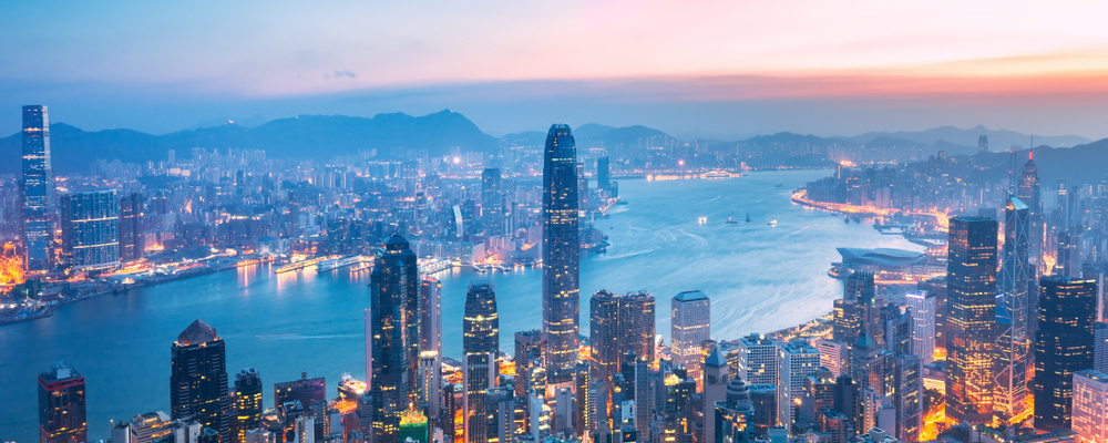 Visit Hong Kong and experience its distinct culture.