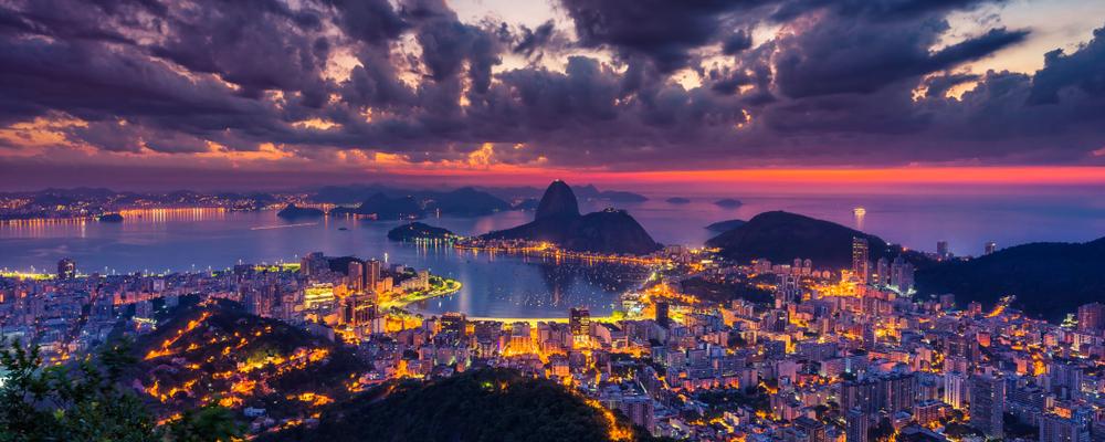Visit Rio de Janeiro for a celebration you'll never forget.