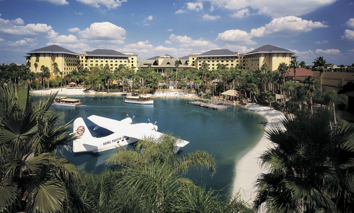 Loews Royal Pacific Resort at Universal Orlando™- Preferred