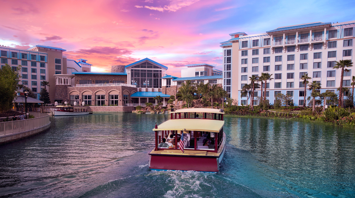 Loews Sapphire Falls Resort at Universal Orlando™- Preferred