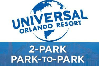 Universal Studios Florida 2-Park Park-to-Park Tickets
