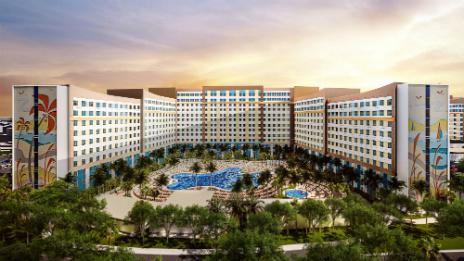 Universal's Endless Summer Resort ? Dockside Inn and Suites